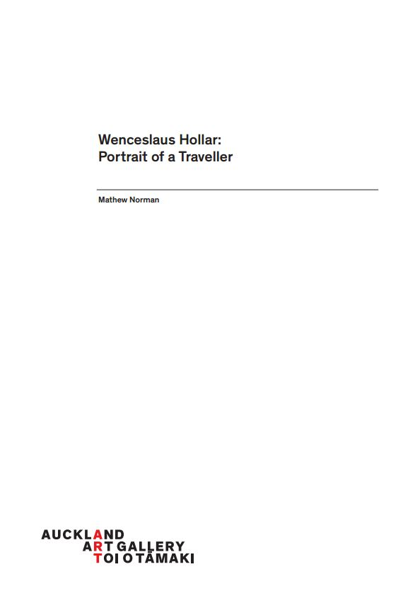 Wenceslaus Hollar: Portrait of a Traveller Image