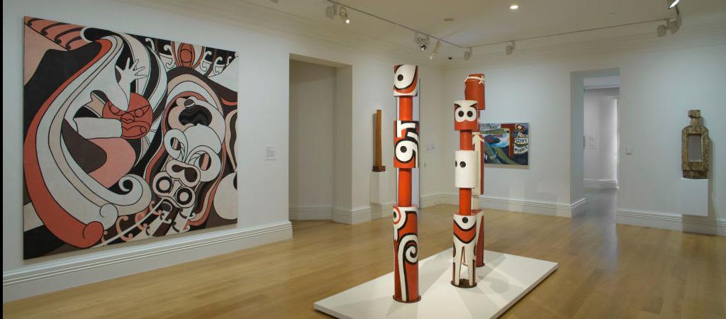 Arnold Manaaki Wilson: Pou Ihi | Pou Whenua | Pou Tangata