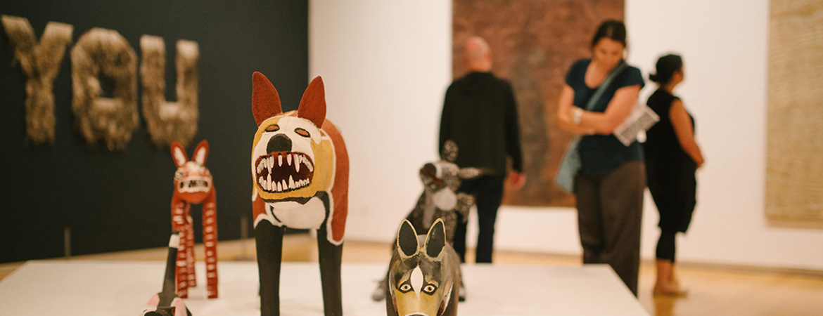 My Country: Contemporary Art from Black Australia