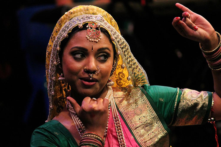 The Story of Rama: Classical Indian Dance