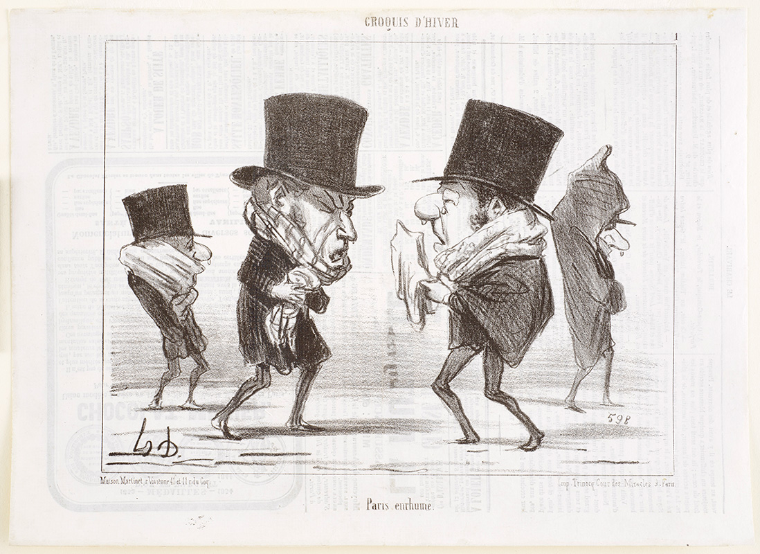 Honoré Daumier: Mirror to the World