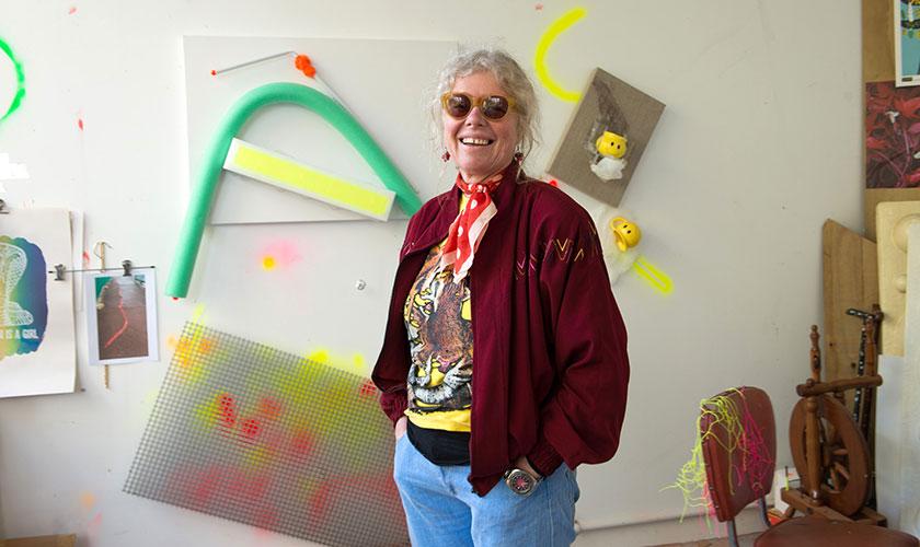 Judy Darragh on the making of Limbo