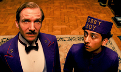 Nepal Earthquake Fundraiser: The Grand Budapest Hotel (2014)