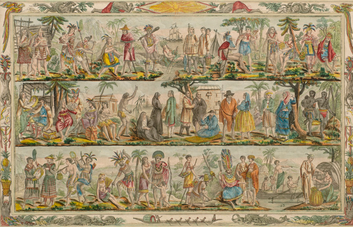 Printing the Pacific: 1696–1804