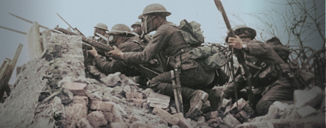 Apocalypse: World War I (Part 5)