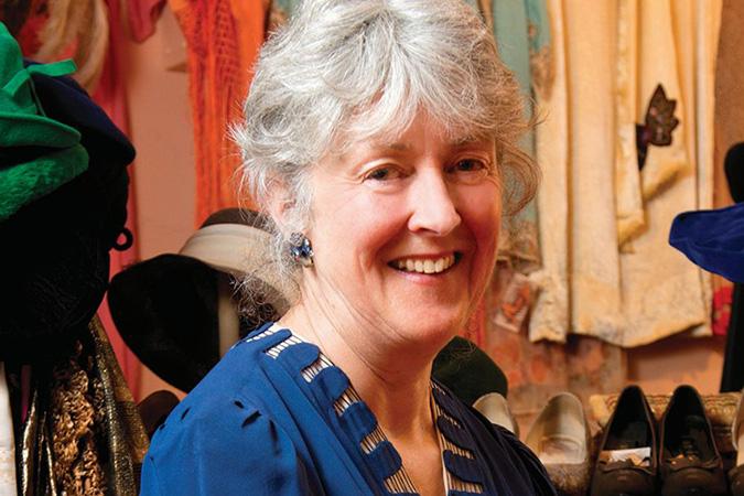 Barbara Brookes: Herstory