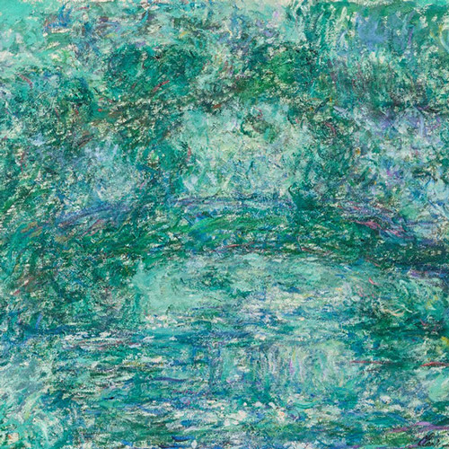 Meet Auckland Art Gallery's Monet Image