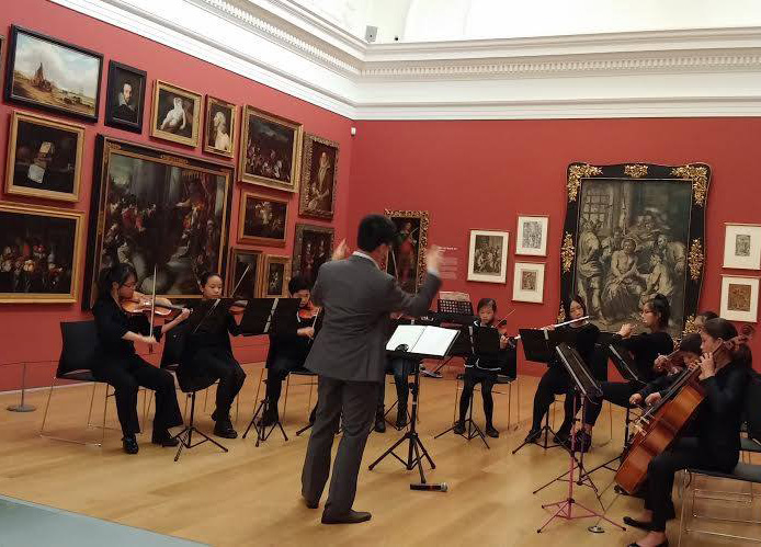 Auckland Credo Chamber Orchestra