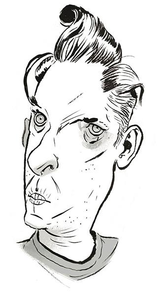 Illustrator's talk: Daron Parton