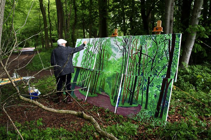 David Hockney: A Bigger Picture (2009)