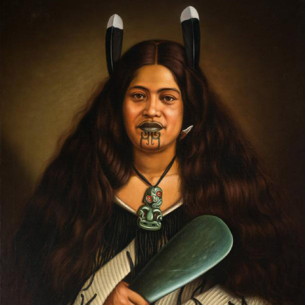 Historic exhibition of Māori portraits to open at Auckland Art Gallery Toi o Tāmaki this October Image