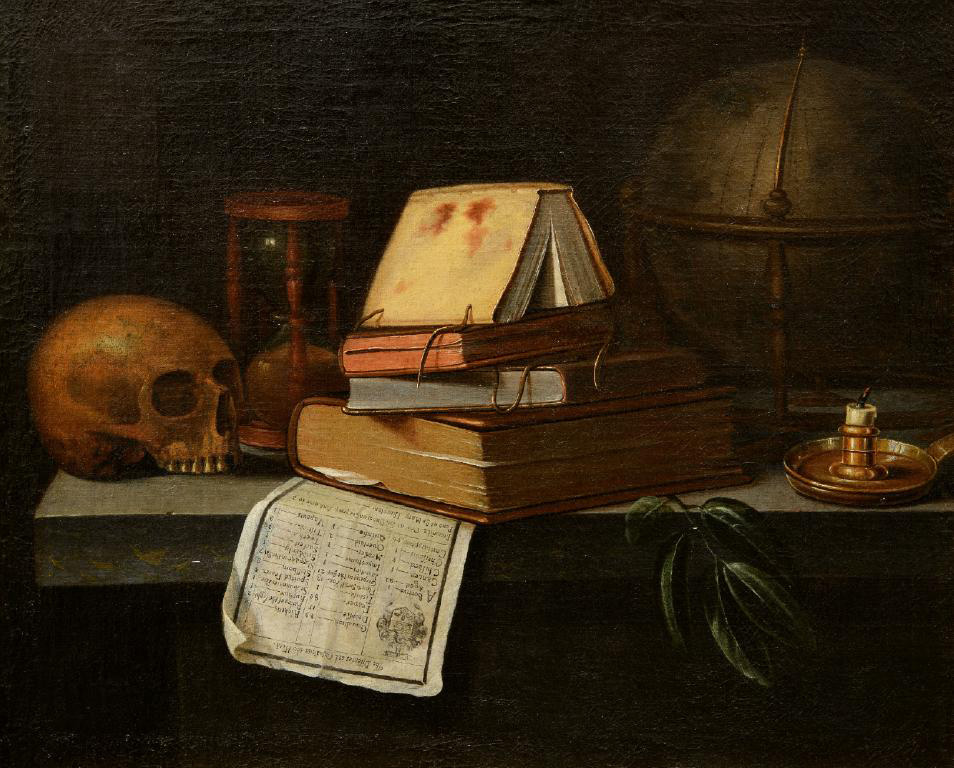 Hidden symbols: decoding vanitas paintings