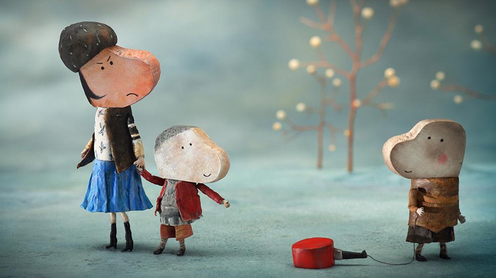 Children's short film programme