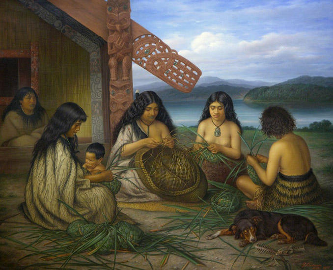 Members preview: The Māori Portraits