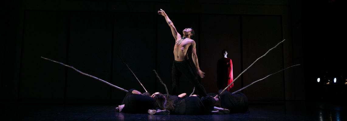 The New Zealand Dance Company: In Transit