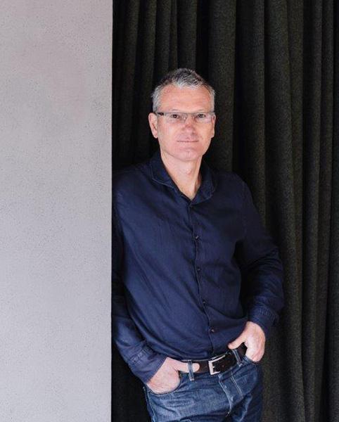 Architecture talk: Stuart Gardyne