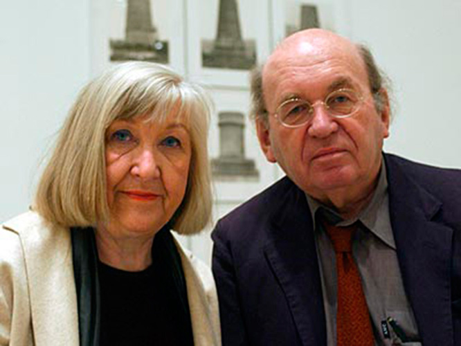 The Photographers Bernd and Hilla Becher (2010)