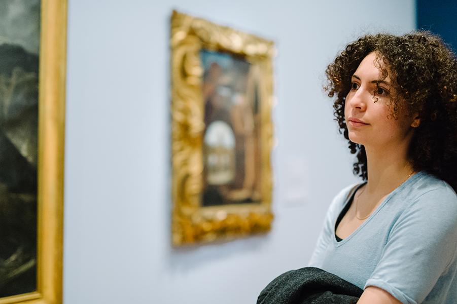 Italian Language Weekend: Art bites