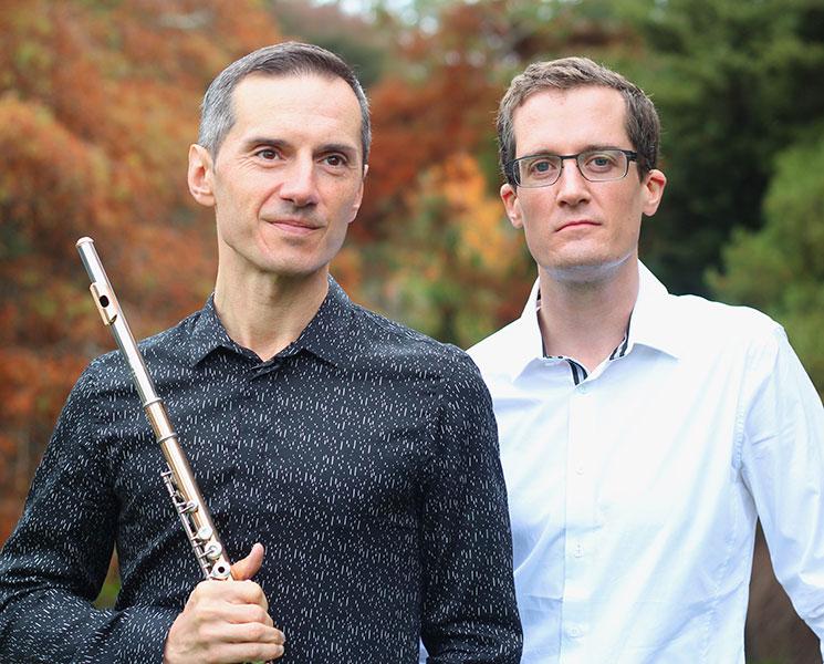 Italian classical music: Luca Manghi and David Kelly