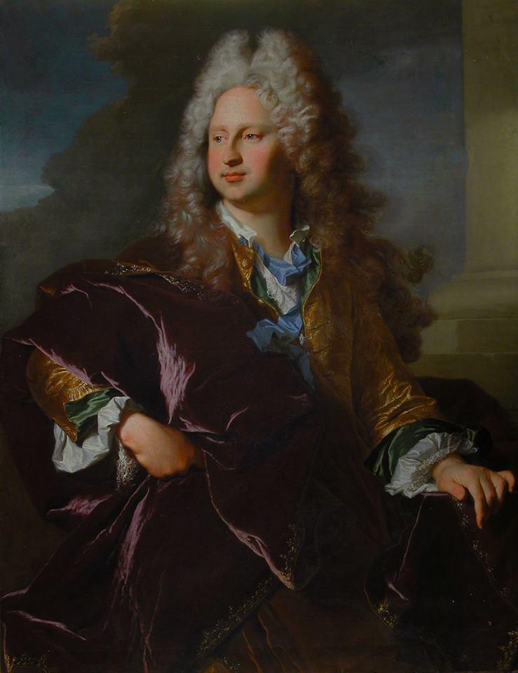 David Maskill: Hyacinthe Rigaud's portrait of Don Neri Corsini
