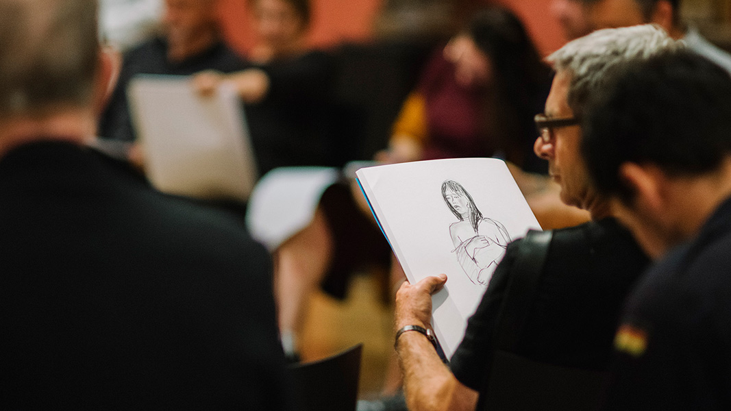 The Body Laid Bare: Figure drawing workshop