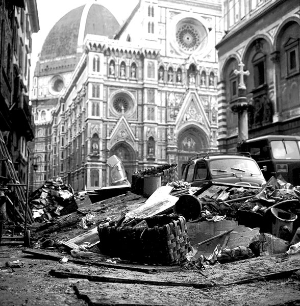 Florence: Days of Destruction (Per Firenze) 1966