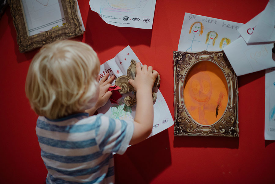 'Frame Me' for 6–8 year olds