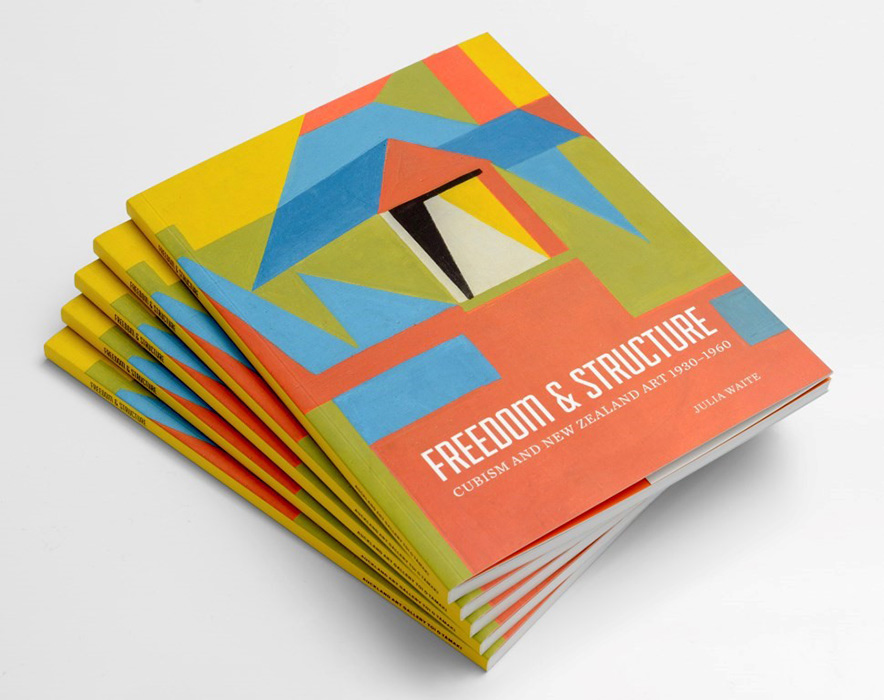 Freedom & Structure: Curator's talk and book signing