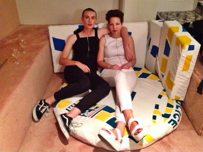 In conversation: Juliet Carpenter and Biljana Popovic with Natasha Conland
