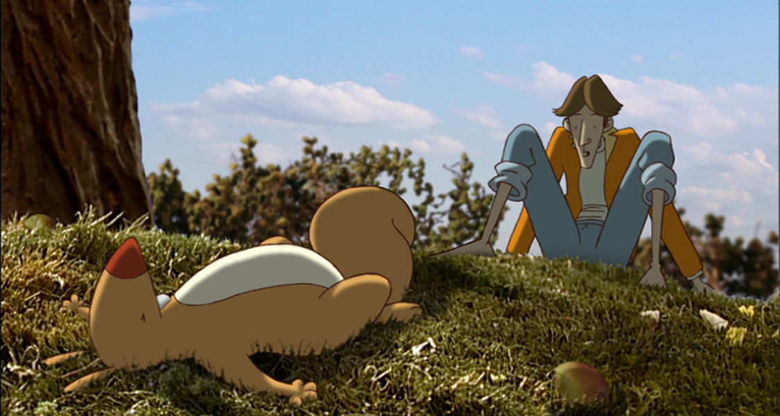 Italian Language Weekend: animated short film screening