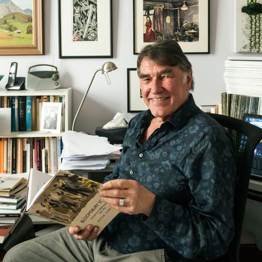 Peter Simpson – Cubism comes to Titirangi