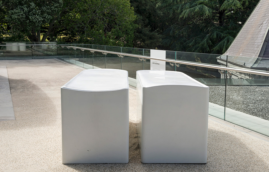 Rachel Whiteread: Untitled (Pair)