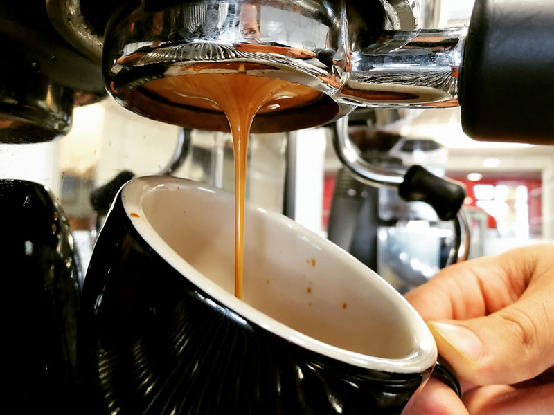 The art of making a good Italian coffee at home
