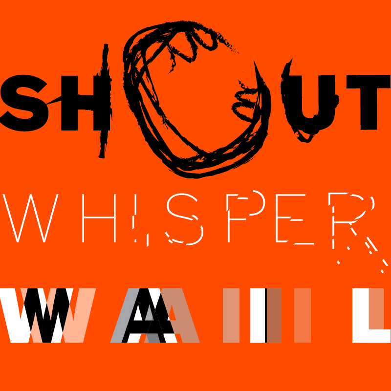 Shout Whisper Wail!: Continuing Education Lecture Series