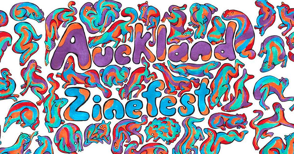 Auckland Zinefest Market 2018