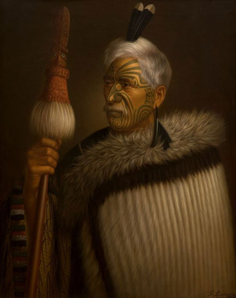 The Māori Portraits: Gottfried Lindauer's New Zealand – Te Hokinga Mai