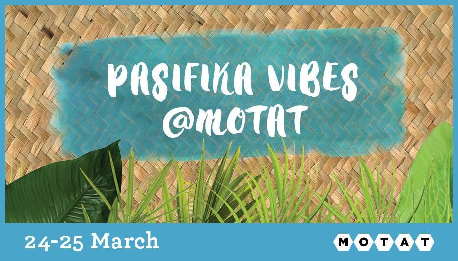 Pasifika Vibes @ MOTAT