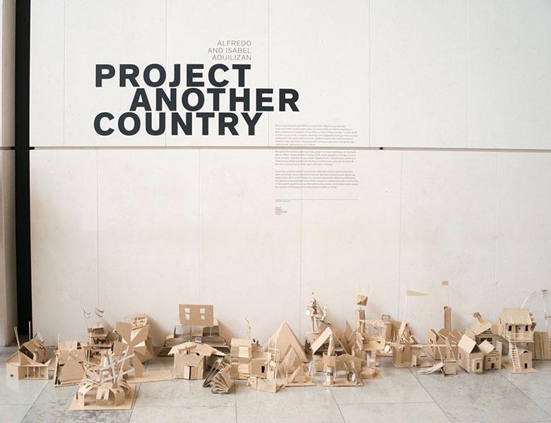 Pillars: Project Another Country