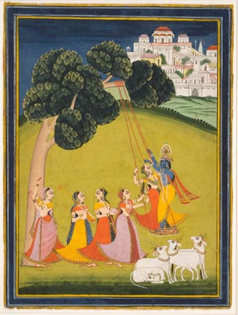 The Eye Divine: Indian Miniatures