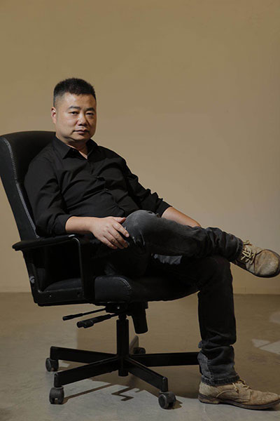 Artists' talk: Xiong Yu and Chen Qiang