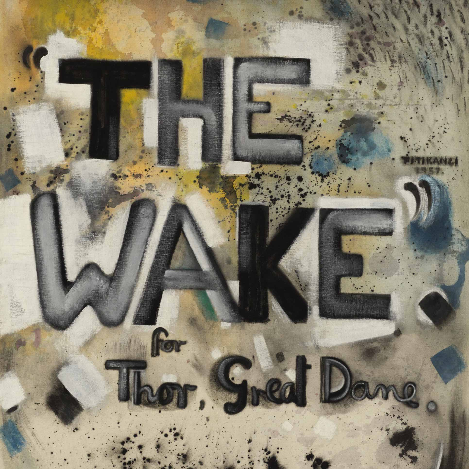 The Wake: A Poem in the Forest