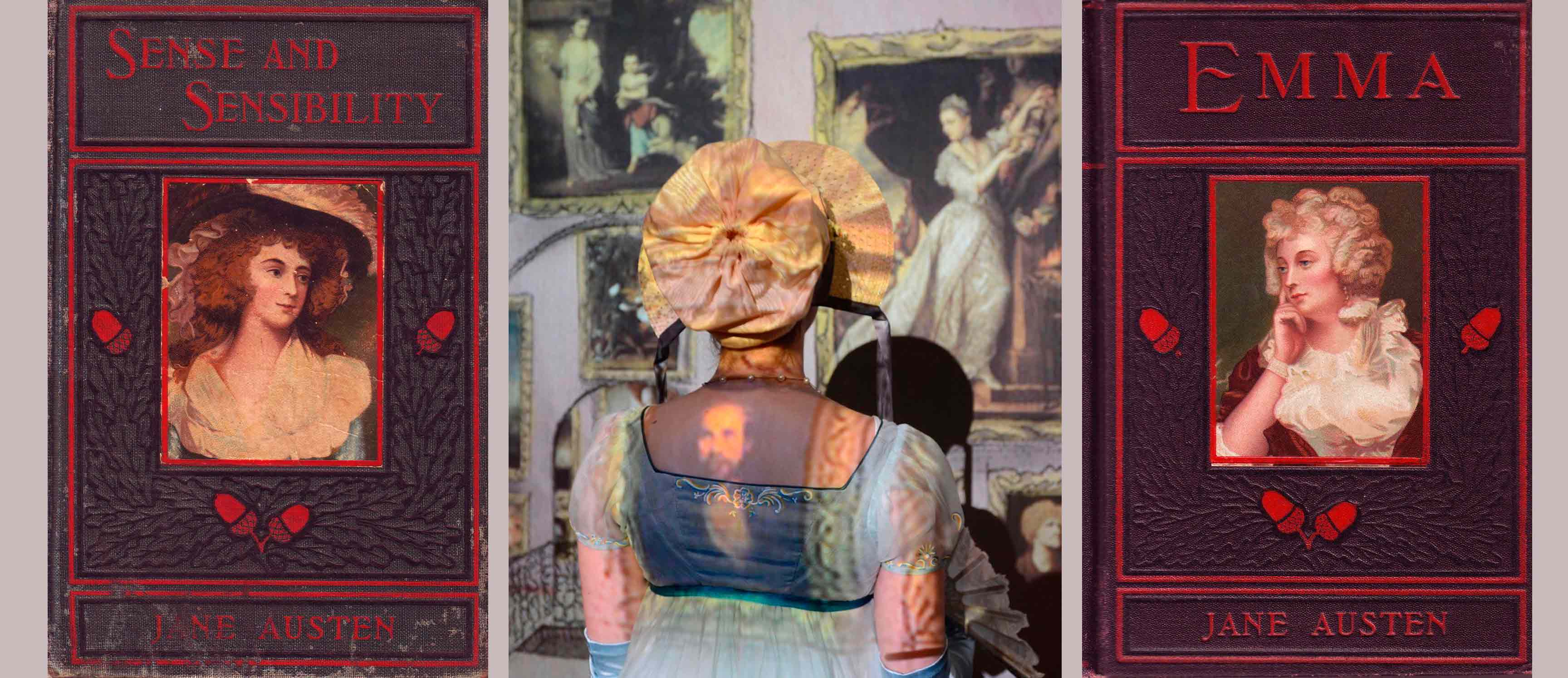 Guest Lecture: Jane Austen – Master Paintings & Lost Books