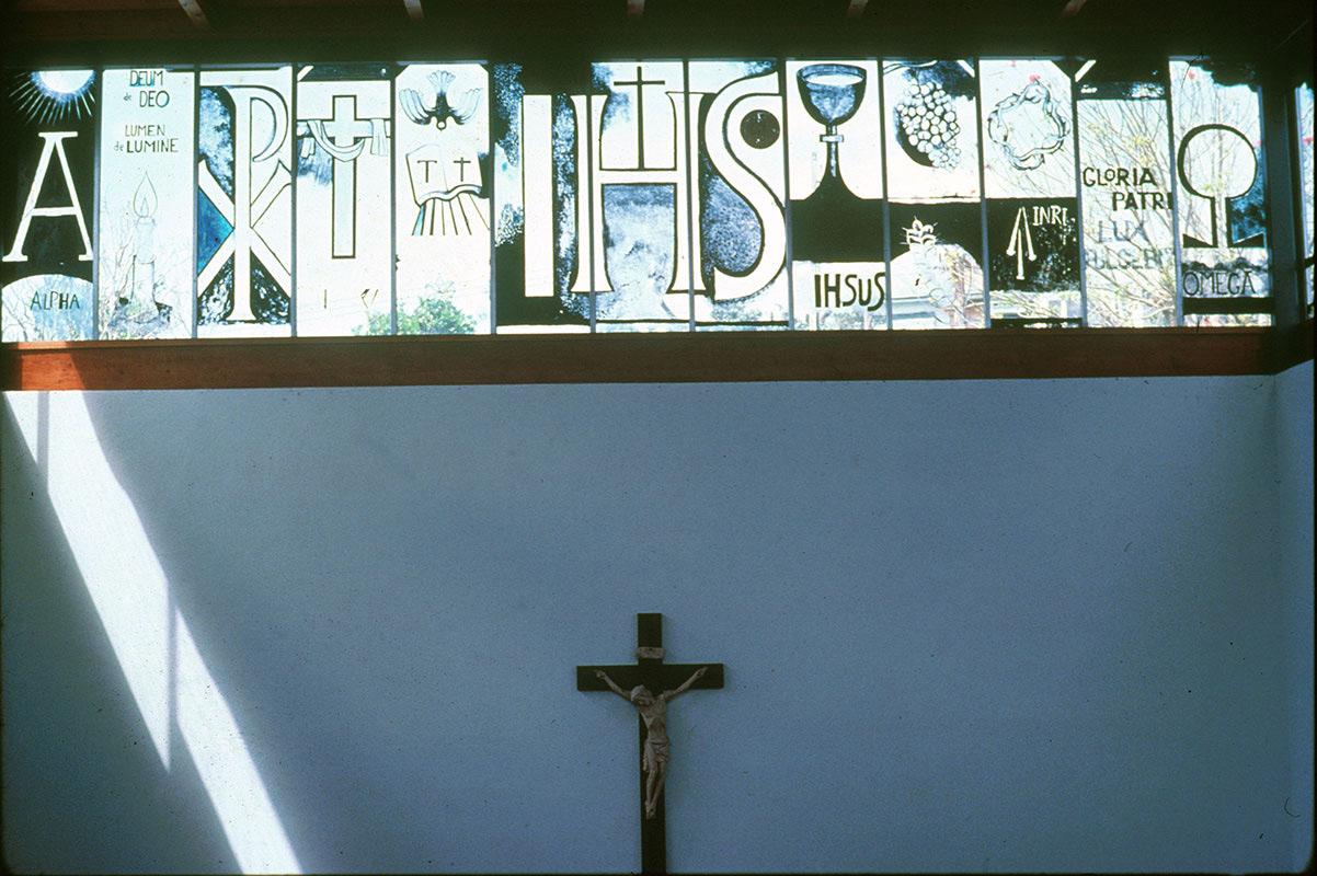 Panel Talk: the Upland Road Chapel panels