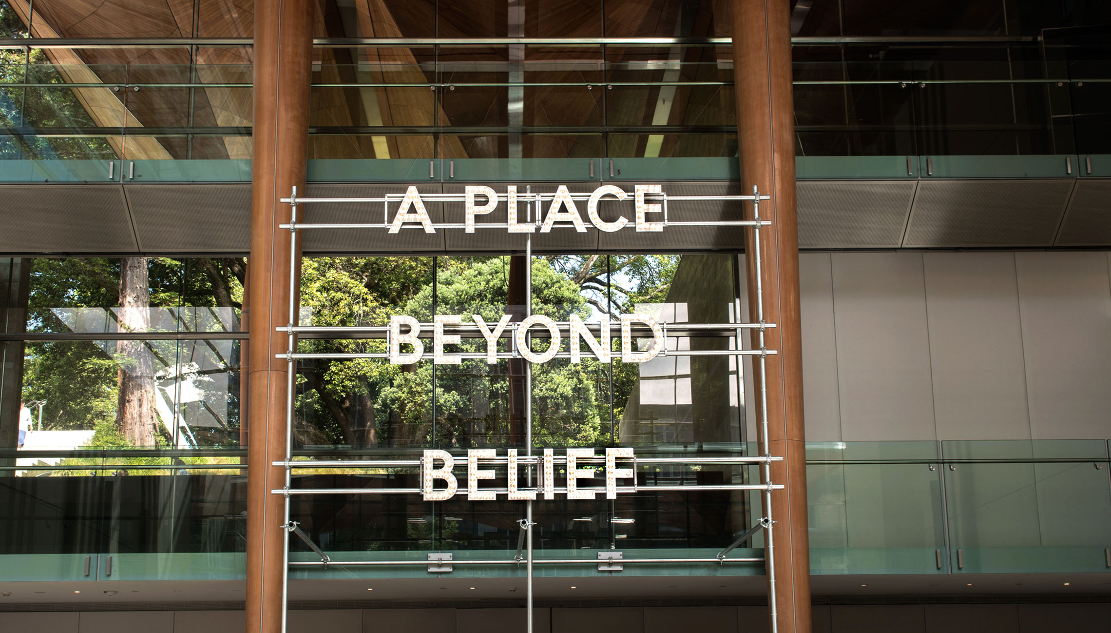 Nathan Coley: A Place Beyond Belief