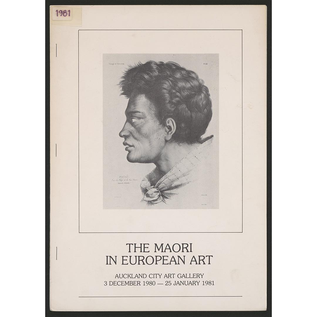 The Māori in European Art Image