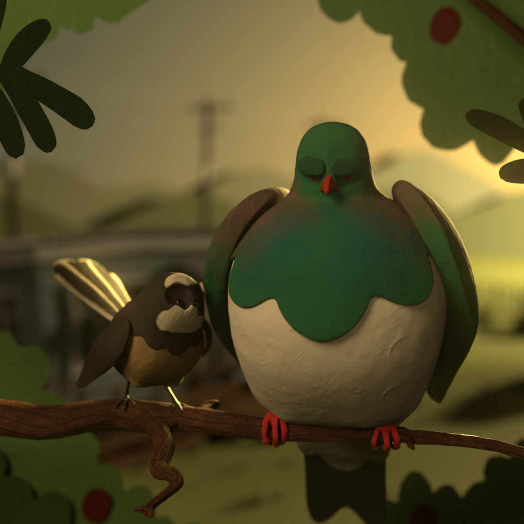 Summer School Holidays: Animated Short Films