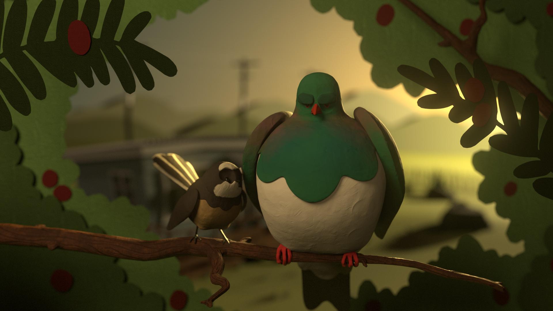 Summer School Holidays: Animated Short Films
