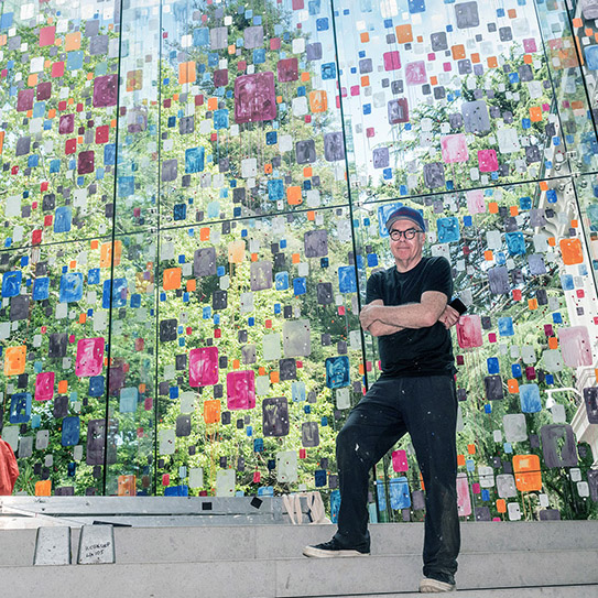 Artist's Talk – John Reynolds