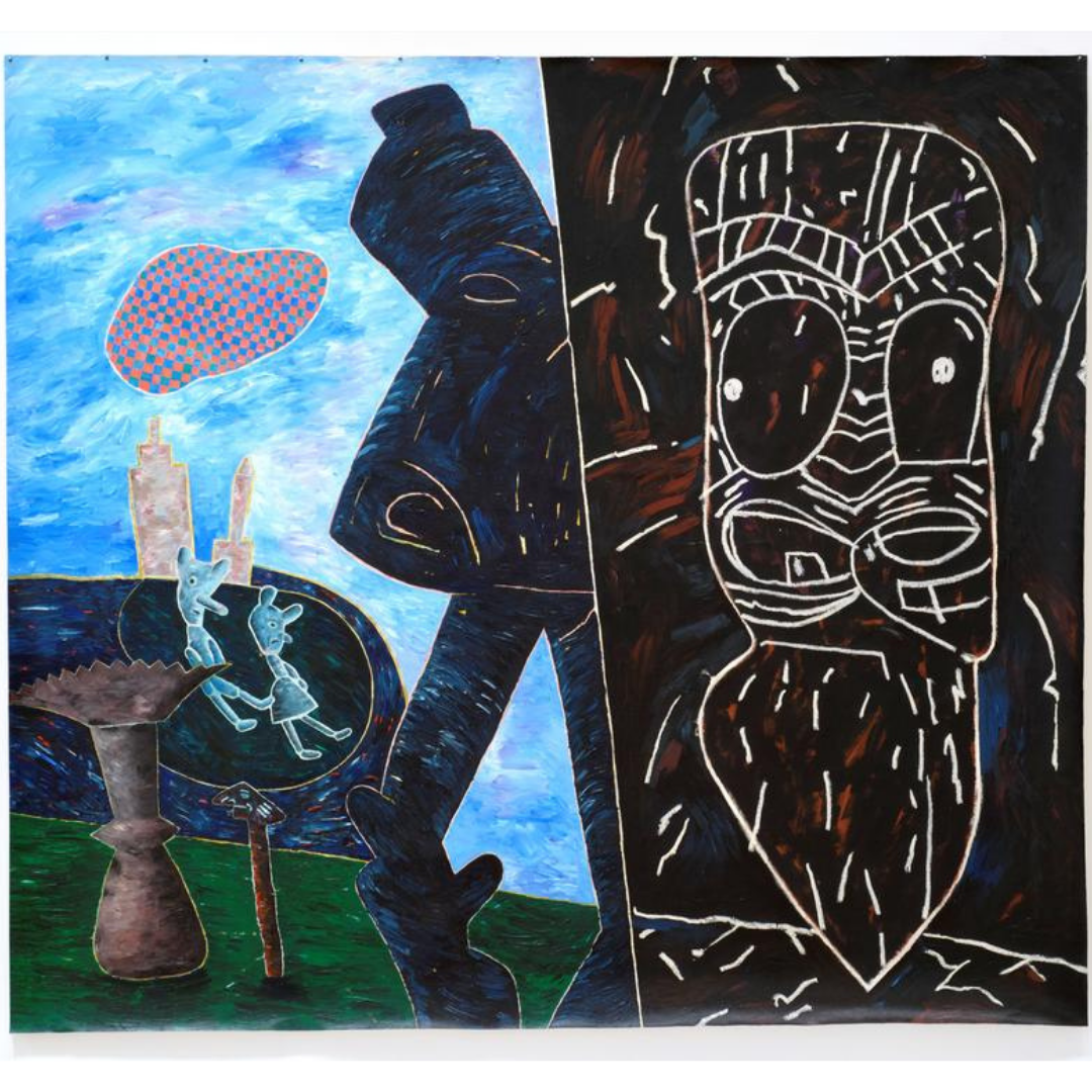 Curator's Talk: Natasha Conland on 'History Sees Division' Image