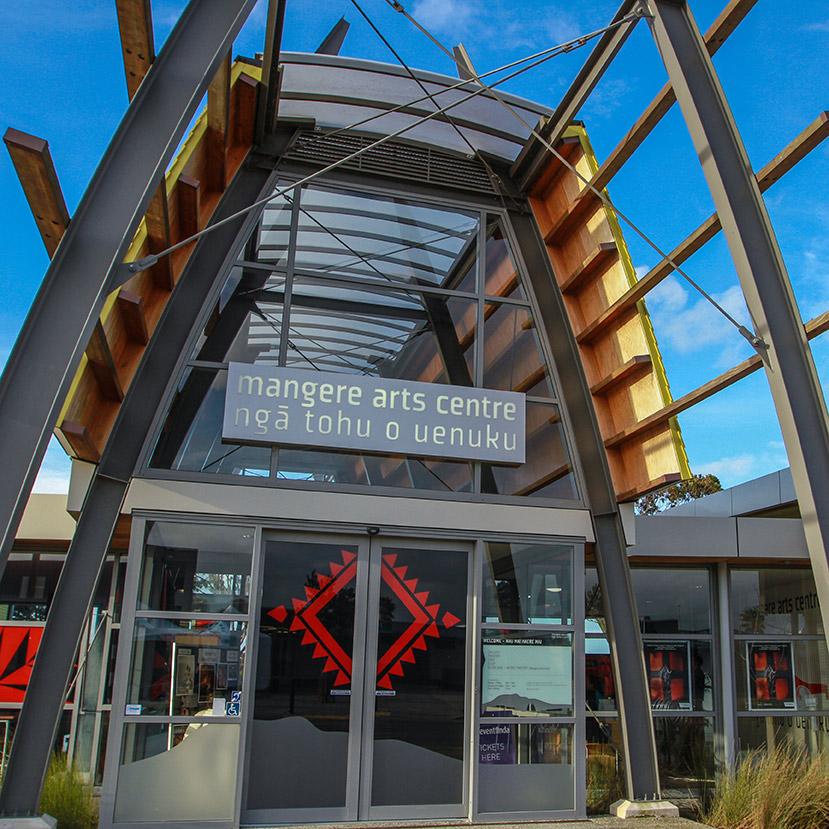 Māngere Arts Centre – Ngā Tohu o Uenuku Image